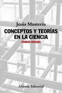 (4 ED) CONCEPTOS Y TEORIAS EN LA CIENCIA