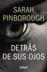 Detras De Sus Ojos - Sarah Pinborough