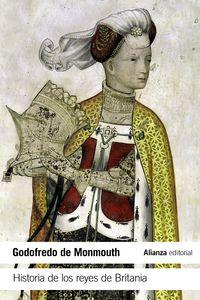Historia De Los Reyes De Britania - Godofredo De Monmouth