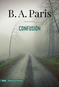 Confusion - B. A. Paris