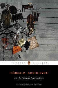 Los hermanos karamazov - Fiodor M. Dostoievski