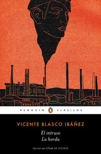 El / Horda, La intruso - Vicente Blasco Ibañez