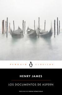 Los documentos de aspern - Henry James