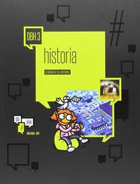 DBH 3 - GEOGRAFIA ETA HISTORIA - #GULINK