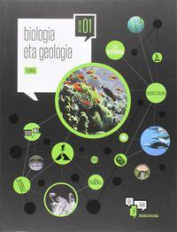 BATX 1 - BIOLOGIA ETA GEOLOGIA (PACK) (TEORIA+PRAKTIKA)