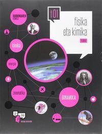 BATX 1 - FISIKA ETA KIMIKA (PACK) (TEORIA+PRAKTIKA)