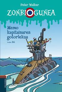 Memo Kapitainaren Gotorlekua - Peter Walker / Bie (il. )