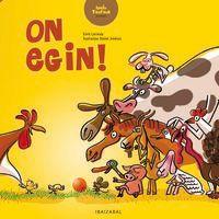 On Egin! - Enric Larreula / Daniel Jimenez (il. )