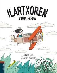 Ilartxoren Bidai Handia - Davide Cali / Sebastian Mourrain (il. )