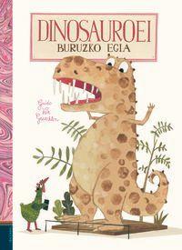 Dinosauroei Buruzko Egia - Guido Van Genechten