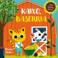 Kaixo, Baserria - Nicola Slater