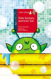 NOLA BAINATU MARTETAR BAT