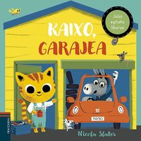 Kaixo, Garajea - Nicola Slater