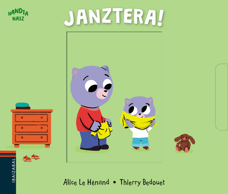Janztera! - Alice Le Henand / Thierry Bedouet (il. )