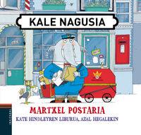 Martxel Postaria - Kate Hindley
