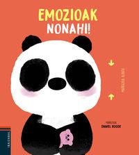Emozioak Nonahi! - Daniel Roode (il. )