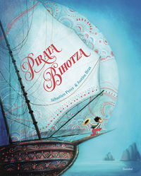 Pirata Bihotza - Sebastien Perez / Justine Brax (il. )