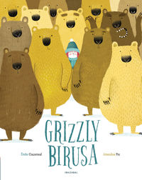 GRIZZLY BIRUSA