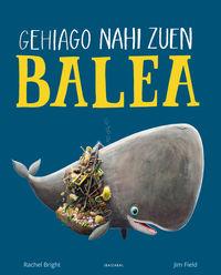 GEHIAGO NAHI ZUEN BALEA