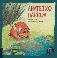 AHATETXO HARROA