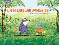 BARNABE MUNDUAREN AMAIERARA DOA