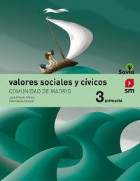EP 3 - VALORES SOCIALES Y CIVICOS (MAD) - MAS SAVIA