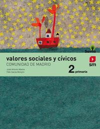 EP 2 - VALORES SOCIALES Y CIVICOS (MAD) - SAVIA