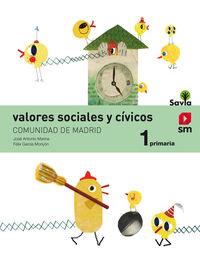 EP 1 - VALORES SOCIALES Y CIVICOS (MAD) - SAVIA