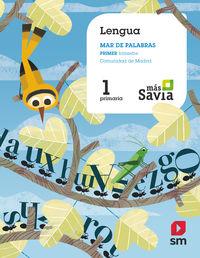EP 1 - LENGUA (MAD) - MAR DE PALABRAS - MAS SAVIA