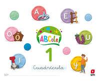 4 AÑOS - LECTOESCRITURA 1 ABCOLE (CUADRICULA)