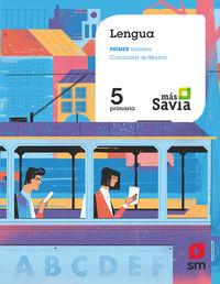 EP 5 - LENGUA (MAD) - MAS SAVIA