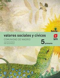 EP 5 - VALORES SOCIALES Y CIVICOS (MAD) - MAS SAVIA