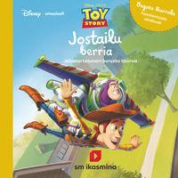 Jostailu Berria - Carla Balzaretti