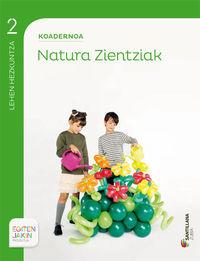 Lh 2 - Natur Koad - Egiten Jakin - Batzuk