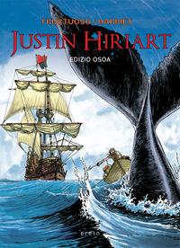 Justin Hiriart - Gregori Muro / Francisco Fructuoso (il. )