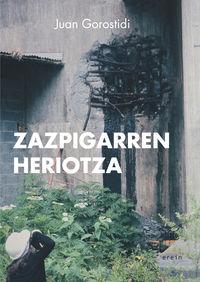 ZAZPIGARREN HERIOTZA