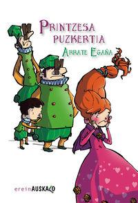 Printzesa Puzkertia - Arrate Egaña
