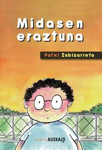 Midasen Eraztuna - Patxi Zubizarreta