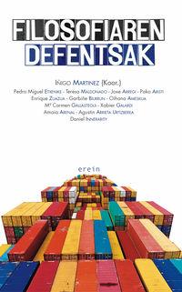 Filosofiaren Defentsak - Iñigo Martinez (coord. )