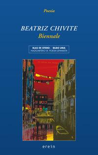 Biennale - Beatriz Chivite