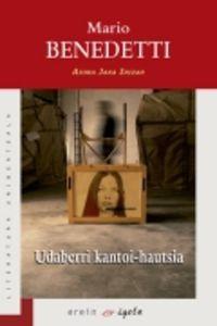 Udaberri Kantoi-Hautsia - Mario Benedetti