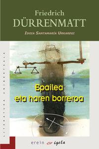 Epailea Eta Haren Borreroa - Friedrich Durrenmatt
