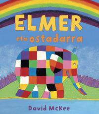 Elmer Eta Ostadarra - David Mckee