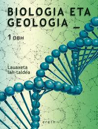 DBH 1 - BIOLOGIA ETA GEOLOGIA