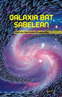 Galaxia Bat Sabelean - Karlos Gorrindo