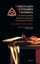hirutasun santuaren misterioa - Galo Martinez De La Pera