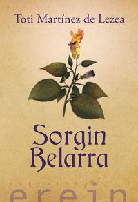 Sorgin Belarra - Toti Martinez De Lezea