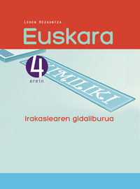 LH 4 - EUSKARA GIDA