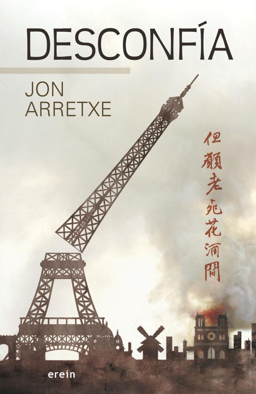 desconfia - Jon Arretxe