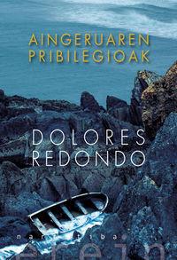 aingeruaren pribilegioak - Dolores Redondo